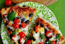 Pizzas and flatbreads