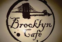 Brooklyn Cafe / Fredrikinkatu 19, 00120 Helsinki, Finland  Bagels and Cream Cheese, Muffins, Specialty Coffee, Teas, Laughs, Free Wifi, Milkshakes, Cookies, Sandwiches etc.