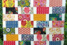 Scrap Sewing and Quilting