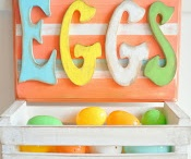 Easter / DIY Easter crafts and art projects to do with toddlers, preschool, school age children, pre-teens and teenagers.