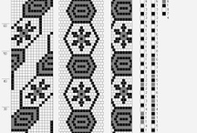 Crochet beading - 15-17 rounds