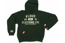Kloud Clothing Hoodies / by Jeffrey Saint-Fleur