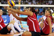 Irish Women's Volleyball