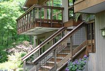 outdoor spaces / by Kate Hauf, BSN RN CGP CCE