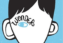 """One Book, One Community: Wonder / SAA teachers read the book """"Wonder"""" by R.J. Palacio over the summer and will be working to integrate many of its WONDERful lessons in the classroom this year."""