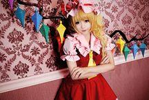 flandre scarlet cosplay ref