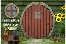 Sims 2 - Build - Doors and Windows