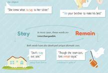 English advice