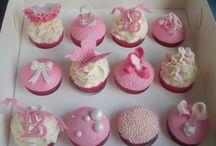 cupcake díszítése