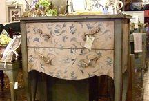 Furniture Re-Design / by Andrea Ratzlaff