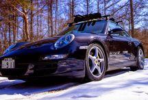porsche 911 carrera type997