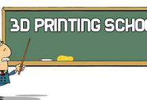 Stampante 3D / Informazioni, tutorial, materiali relativi alla stampante 3D
