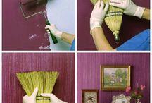 festési technikák