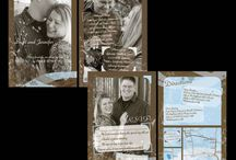 Graphic Design / Here are some samples of the graphic designs that Courtland  has created for our clients.  Brochures, invitations, thank you notes...it's all here.