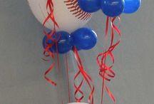 baby shower Béisbol