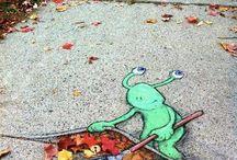 Street art the very best - noppa / The most inspiring street art from wherever
