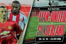 Prediksi Manchester United vs Sunderland