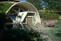 Earth Sheltered Geodome / This is a house my father designed in Missoula, Montana.  I has been featured in Mother Earth News and Popular Science.