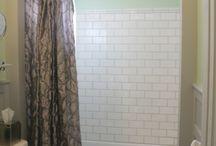 Bathroom Remodel / My new bathroom remodel