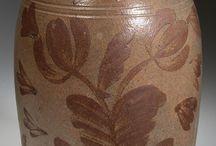 Early Stoneware Jars and Crocks