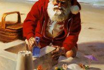 Beachy Christmas / by Linda Soule