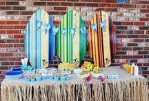 Tony Surf Party