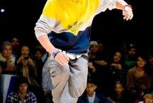 dancer's fashion / street dancer's fashion