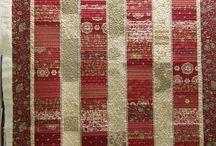 Carolyn dix / Fabric designs, patchwork