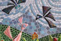 My mosaics / My own creations