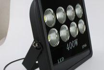 Lampu Tembak LED / Lampu Tembak LED 400 watt