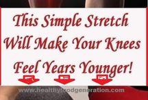 Pain Relief (Knee, Foot)