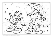 Puk regen