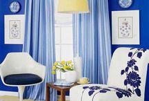 Beautifully blue / by Nina Goode