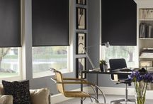 Modern Courtains& Blinds