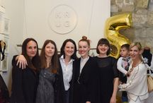 Store opening day 2017 / On the 10th of April 2017 we opened our store for a new season and celebrated our fifth birthday! Big thanks to our friends, family and dear clients for coming and sharing these special moments with us <3  Hugs and kisses!  Team Krug