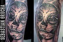 Tatuaże / Tatuaże neotradycyjne,newschoolowe i realistyczne,autorskie rysunki/tattoos neotraditional,newschool and realistic,custom sketch