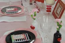 Valentine's Party / How to create a Valentine's party for girlfriends