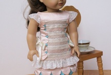 Dolls / Dolls and things made for dolls