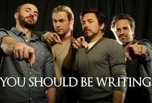 I ♥ to write!