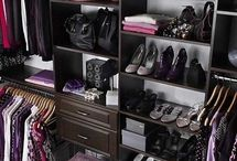 Closets / by Kathy Foreman