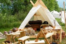 LARP Camping and Locations