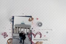 S... wie Scrapbook Layout - Ideas & Inspirations