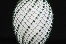 Velikonoce / Zdobení vajíček