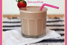 Smoothies / by Krista Taylor