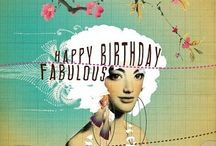 Happy Birthday- Feliz Cumpleaños / by Monica Marchand