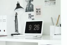 Office window / by Emma Dunne