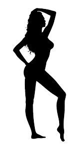 Nude Girl Logo