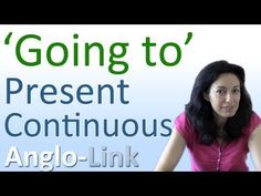 ▶ 'Going to' Future vs Present Continuous - Learn English Tenses (Lesson 7) - YouTube
