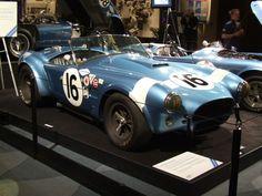 Classic Shelby Cobra