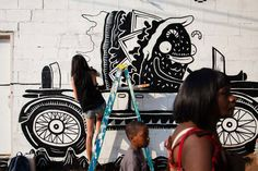 Atlanta Hosts First All Female Street Art Conference